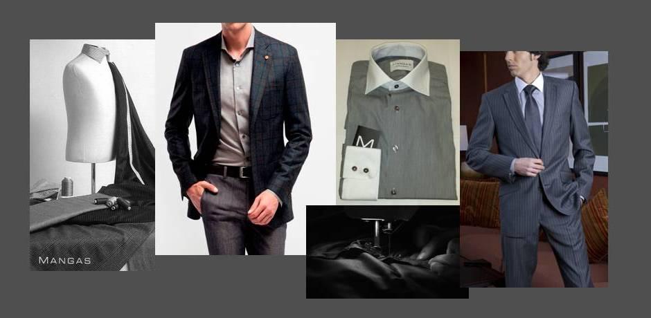 Anzug maßschneidern